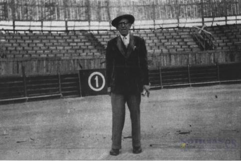 Una persona que amó a Guadalajara... José Pradillo