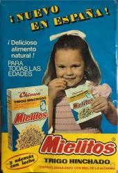 Un producto que fue muy típico de Guadalajara: 'Los Mielitos'