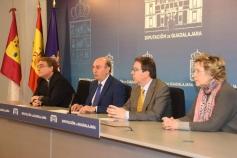 Diputación organiza un completo programa de actos para conmemorar el V centenario de la muerte del Cardenal Cisneros
