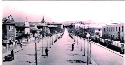 """Un lugar con mucha historia de Guadalajara... """"El Paseo de Las Cruces"""""""