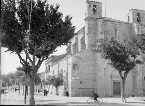 """Una Antigua Ermita de Guadalajara que dio nombre a un barrio... """"El del Amparo"""""""