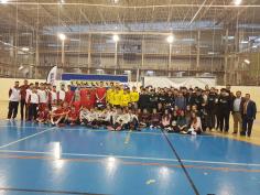 Finaliza el Torneo de Navidad del CD Salesianos Guadalajara con las victorias de Fuenlabrada y Escolapias