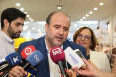 """Martínez Guijarro habla de """"reconstrucción y recuperación"""" en su balance de tres años de legislatura"""