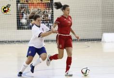 La alcarreña Noelia de las Heras, de nuevo con la Selección Española Sub-18 de Fútbol Sala