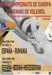 Guadalajara acoge el clasificatorio de España para el Europeo Femenino de Voleibol