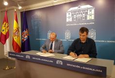 Diputación le da al Ayuntamiento 200.000 euros para la 'Ciudad Europea del Deporte'