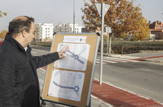 El entorno de la Fuente de la Niña contará con 82 nuevas plazas de aparcamiento