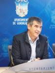 Antonio Román quiere seguir siendo alcalde de Guadalajara