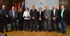 Alberto Rojo expone su satisfactorio balance de lo que ha hecho la Junta en Guadalajara