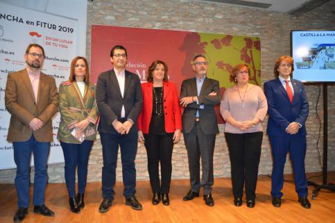 Castilla-La Mancha volverá a mostrar 'músculo' turístico en Fitur