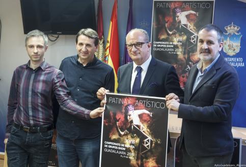 Guadalajara será la capital nacional del patinaje artístico entre el 8 y el 9 de marzo