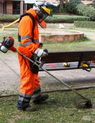 El lunes comienza una actuación integral de limpieza y mantenimiento en una amplia zona de la capital