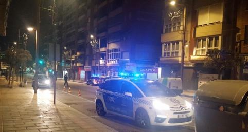 Cinco detenidos en la capital por como mínimo triplicar la tasa de alcoholemia permitida al volante