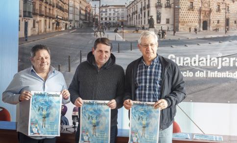 El mejor voleibol femenino de España llega al Palacio Multiusos