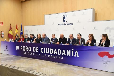 El Gobierno regional sitúa el cumplimiento de sus compromisos de legislatura en un 87%