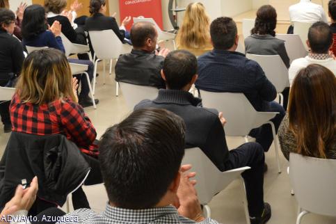 Los azudenses tienen hasta el 12 de marzo para empezar a mejorar sus opciones de encontrar empleo