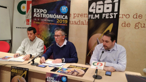 Entre el 8 y el 10 de marzo, Expoastronómica'19 en el polideportivo de Valdeluz
