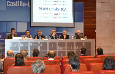 La reducción de la siniestralidad laboral protagoniza 17 medidas del Plan Logística Guadalajara