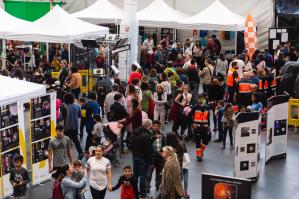 Más de 4.500 personas disfrutaron de Expoastronómica'19