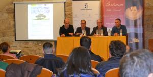 Pastrana acoge el taller 'Cultivos Alternativos: Aromáticas y Truficultura'