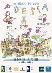 La poesía volverá a 'inundar' Guadalajara el próximo 21 de marzo