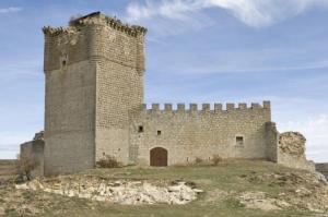 El castillo de Galve de Sorbe sale de la lista roja del patrimonio