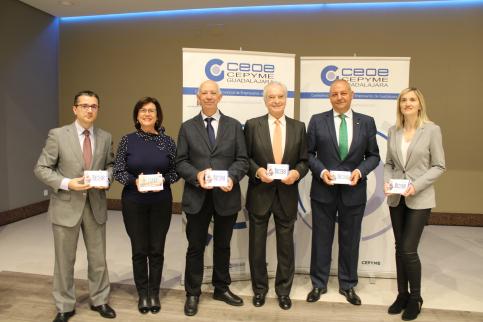 La guía 'De socio a socio 2019' de CEOE-Cepyme comprende a 471 empresas de 47 municipios
