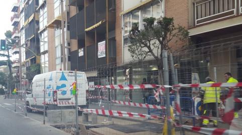 Corte de agua el próximo lunes en avenida Juan Pablo II y calle Zaragonza por trabajos de mantenimiento