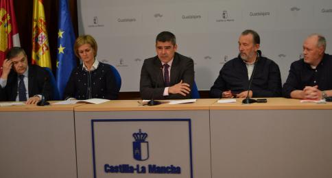 Guadalajara es la provincia de Castilla-La Mancha donde más trabaja el Jurado Arbitral Laboral