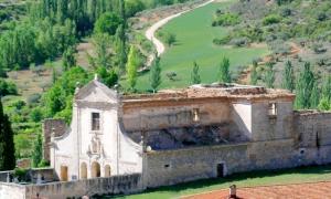 El Convento Carmetilas de Budia entra en la lista roja del Patrimonio de Hispania Nostra