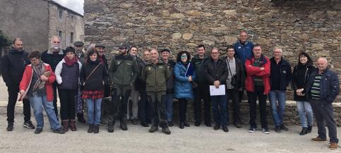 La Junta Rectora del Parque Natural de la Sierra Norte se reúne para analizar el trabajo realizado
