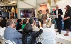 La promoción del Maratón de Cuentos llega hasta Madrid