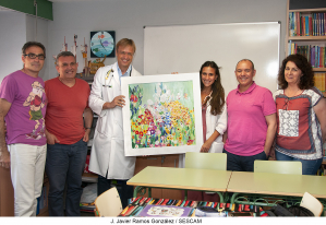 El curso del Aula del Hospital finaliza con 428 alumnos atendidos
