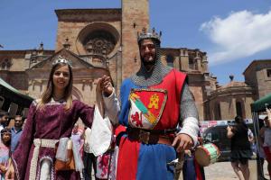 Todo listo en Sigüenza para vivir sus XX Jornadas Medievales