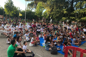 Carca de 200 personas disfrutan de la primera jornada del 'Titiriqueca'