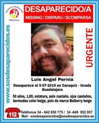 Buscan a un hombre desaparecido desde el pasado viernes en Uceda