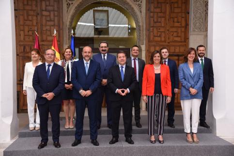 Los Presupuestos de 2020, primer objetivo del nuevo Gobierno regional