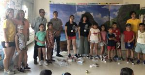 Los campamentos urbanos de la provincia reciben educación ambiental gracias a la Junta