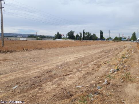 Licitan las obras de urbanización de un nuevo sector en Azuqueca por 1,2 millones