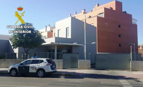 Un detenido mientras intentaba robar en una casa de Azuqueca
