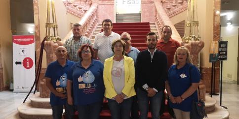 Reunión histórica entre los Ribereños y los Regantes Tradicionales de Murcia