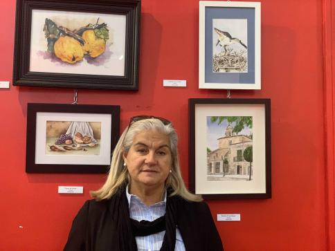 La Asociación de Pintores de Sigüenza realizó una exposición colectiva