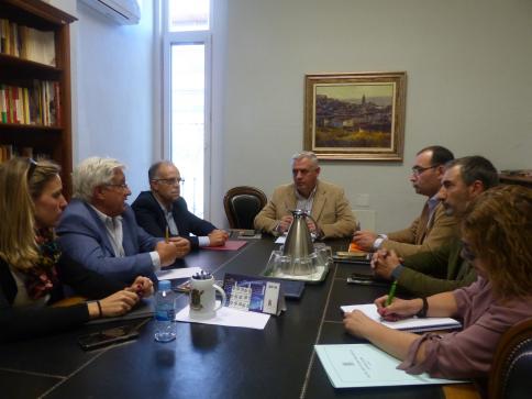 Diputación propone a los Grupos de Acción Local nuevas subvenciones para 2020