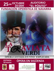 Este fin de semana, ópera en vivo en Sigüenza