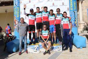Yebra pone punto y final al VIII Circuito MTB Diputación de Guadalajara 2019