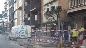Este jueves, corte de agua en parte del entorno de la calle Toledo por trabajos de renovación