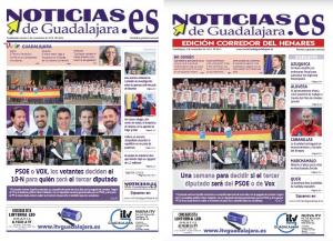 Las nuevas ediciones en papel de Noticias de Guadalajara ya están en la calle