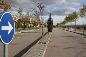 Cabanillas abre la conexión de la avenida de Guadalajara con los nuevos desarrollos