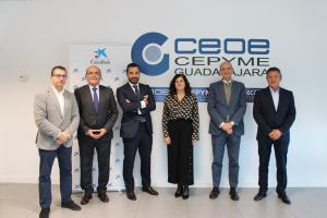CEOE-Cepyme y CaixaBank renuevan su convenio para apoyar al tejido empresarial