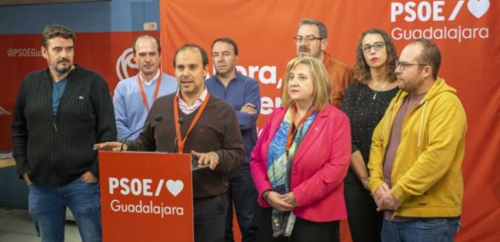 Así han quedado las Elecciones Generales en Guadalajara: PSOE 1, VOX 1 y PP 1